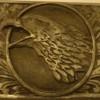 """Уестърн катарама """"Главата на орела"""""""