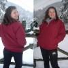 Класически зимен бомбар унисекс от Tattini