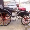 Продавам кош от старинен кабриолет