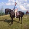 Продавам 6 г.  дунавска кобила порода с конче