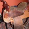 Уестърн седло, от Alambama в Америка.