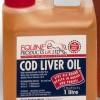 Рибено масло от черен дроб на треска (Cod Liver Oil) 1 ltr.