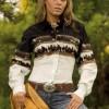 Дамска риза с дъдлъг ръкав Шайло (Shilo)