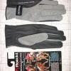 Ръкавици за езда Roeckl – сиво и черно